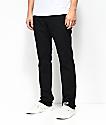 Freeworld Messenger jeans ajustados en negro