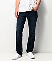 Freeworld Night Train League Stretch Dark Blue Jeans