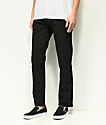 Freeworld Night Train jeans elásticos en negro