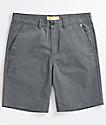 Freeworld Walker Medium Grey Chino Shorts
