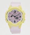 G-Shock Baby-G reloj digital lavanda y amarillo