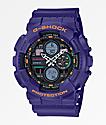 G-Shock GA140-6A reloj morado retro