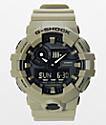 G-Shock GA700-UC reloj en color caqui