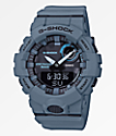 G-Shock GBA800 reloj gris y negro