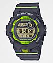 G-Shock GBD800 reloj negro y verde