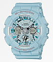 G-Shock GMAS120 Light Blue Watch