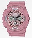 G-Shock GMAS120 Light Pink Watch