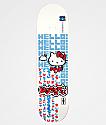 "Girl x Hello Kitty 45th Anniversary McCrank 8.5"" tabla de skate"