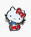 Girl x Hello Kitty 45th Anniversary broche de esmalte