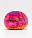 Guatemalart Gradient Crochet Hacky Sack
