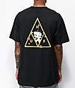 HUF x Betty Boop Triangle Black T-Shirt