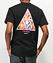 HUF x Trojan Nirvana Black T-Shirt