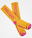 HUF x Trojan Orange Crew Socks