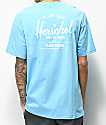 Herschel Supply Co. Classic Logo camiseta azul claro