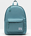 Herschel Supply Co. Classic Mid Crosshatch Blue Backpack