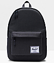 Herschel Supply Co. Classic XL Crosshatch mochila negra