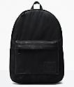 Herschel Supply Co. Classic XL Delta mochila de camuflaje negro