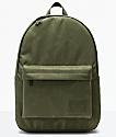 Herschel Supply Co. Classic XL Delta mochila de camuflaje oliva