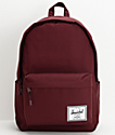 Herschel Supply Co. Classic XL mochila de color ciruela