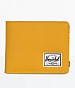 Herschel Supply Co. Hank Arrowwood cartera plegable dorada