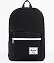 Herschel Supply Co. Pop Quiz Black & Black 22L Backpack