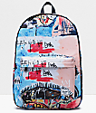 Herschel Supply Co. x Basquiat Classic XL mochila