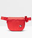 Herschel Supply Co. x Hello Kitty 45th Anniversary Fifteen riñonera roja