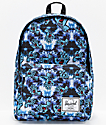 Herschel Supply Co. x Santa Cruz Classic XL Screaming Hand mochila tie dye