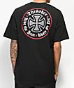 Independent x Thrasher Oath Black T-Shirt