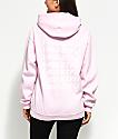 JV by Jac Vanek 1-800-STFU sudadera con capucha rosa