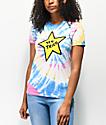 JV by Jac Vanek You Tried camiseta tie dye