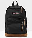 JanSport Right Pack Black Backpack