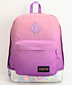JanSport Super FX Iridescent Sunset Backpack