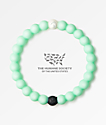 Lokai Animal Rescue pulsera verde menta