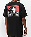 Lurking Class By Sketchy Tank Corpo camiseta negra