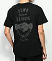 Lurking Class By Sketchy Tank Demons camiseta negra reflectante