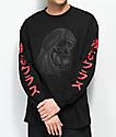 Lurking Class By Sketchy Tank Oni Black T-Shirt