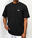 Lurking Class by Sketchy Tank Heavy AF Black T-Shirt