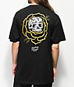 Lurking Class by Sketchy Tank Rose camiseta negra