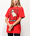 Married To The Mob Annoying camiseta roja