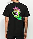 Mars Attacks x Santa Cruz Screaming Hand Black T-Shirt