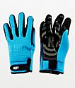 Neff Daily guantes de snowboard azules de pipa