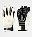 Neff Daily guantes de snowboard de pipa en blanco y negro