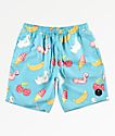 Neff Hot Tub Party Ice shorts de baño
