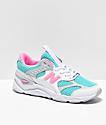 New Balance X90 Reconstructed Tide zapatos blancos