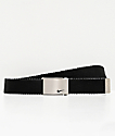 Nike Black & White Reversible Web Belt