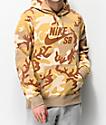 Nike SB Icon Desert Camo sudadera con capucha