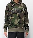 Nike SB Icon sudadera con capucha de camuflaje