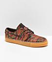 Nike SB Janoski zapatos de skate de estampado guatemalteco