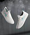 Nike SB Nyjah Free White & Tropical Twist Skate Shoes